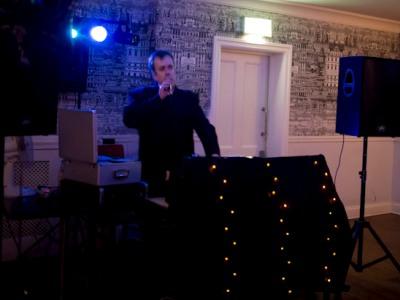 DJ Phil Lynch Isle of Wight