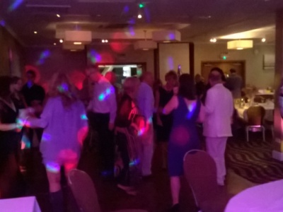 Disco Lakeside Park Hotel Wootton