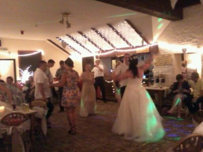 Island Weddings Disco